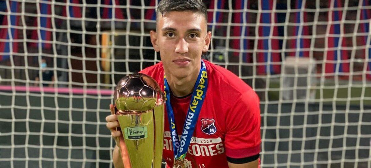 Miguel Ángel Monsalve es uno de los 60 mejores jugadores Sub-17 del mundo, según The Guardian