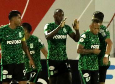 Atlético Nacional goleó a Huila y es el primer clasificado a los cuadrangulares