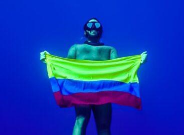 El colombiano Cristian Castaño logró un nuevo récord en el Mundial de Apnea en Turquía