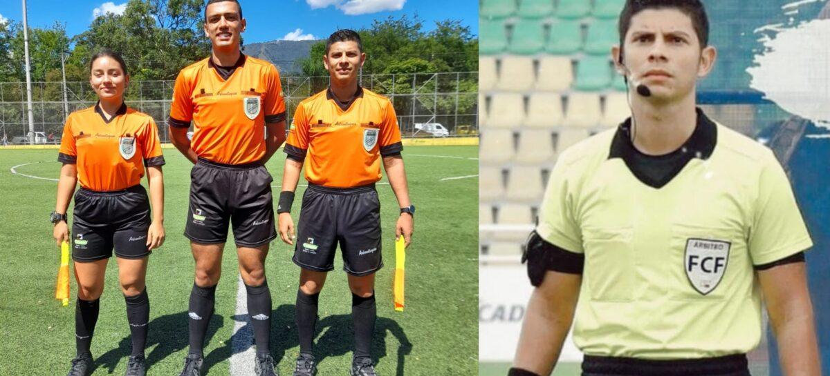 De La Ceja al arbitraje profesional: la historia de Juan Pablo Mena