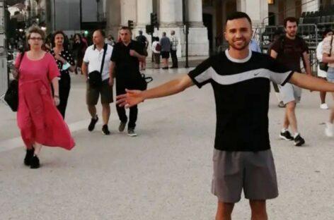 El cejeño David Gómez viajó a Portugal para correr la Media Maratón de Lisboa