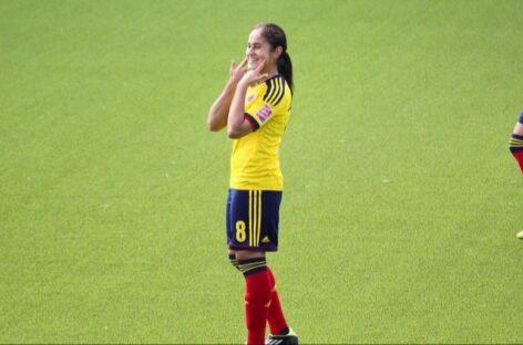 La rionegrera Carolina Arbeláez fue convocada a la Selección Colombia Femenina