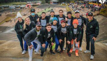 Dominio absoluto de Antioquia en las Válidas del Torneo Nacional de BMX