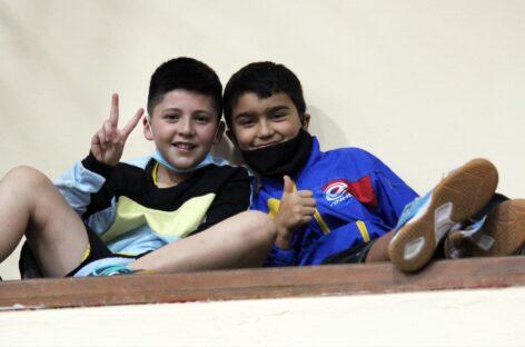 Juan Manuel Piñeros y Emanuel Otálvaro, campeones panamericanos de tenis de mesa en Ecuador